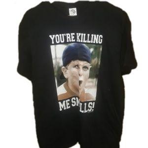Sandlot You're Killing Me Smalls tshirt